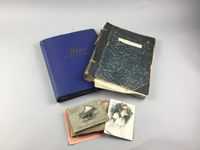 Lot 29 - A COLLECTION OF PAPER EPHEMERA