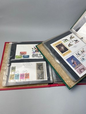 Lot 35 - A COLLECTION OF CIGARETTE CARDS AND STAMPS