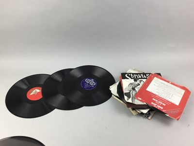 Lot 96 - A COLLECTION OF SINGLE RECORDS