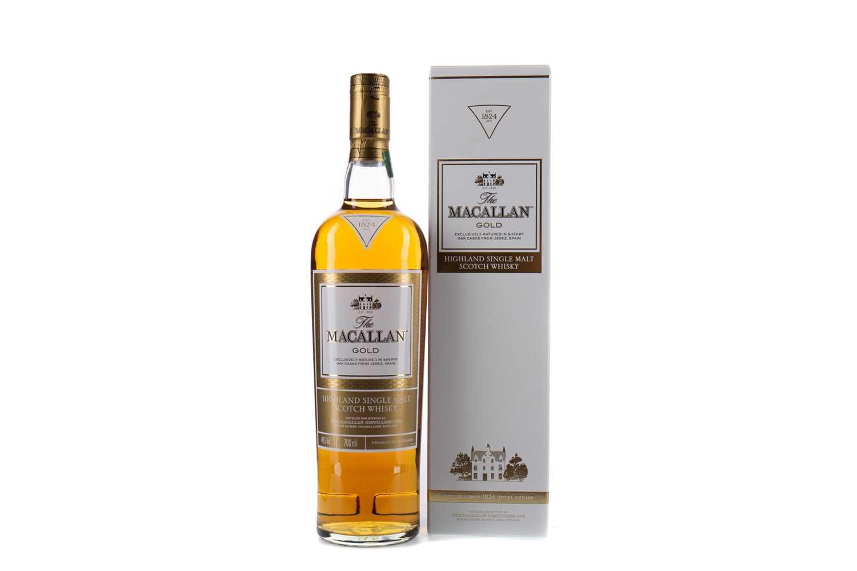 Lot 30 - MACALLAN GOLD