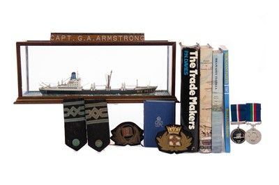 Lot 770 - AN ARCHIVE RELATING TO CAPTAIN GEORGE ARMSTRONG