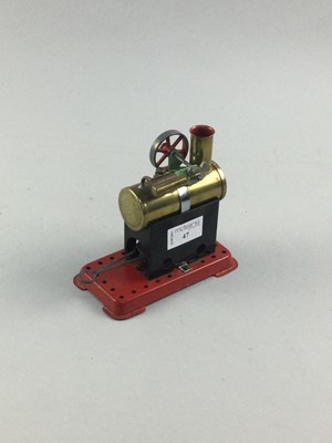 Lot 47 - A MAMOD STEAM ENGINE