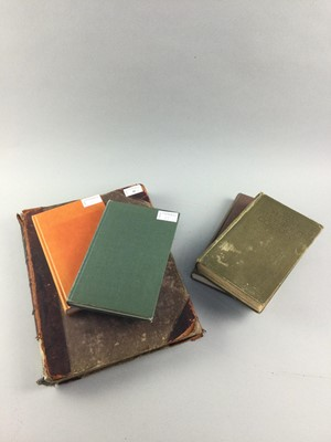 Lot 48 - THE CARPENTER AND JOINER'S ASSISTANT ALONG WITH OTHER BOOKS
