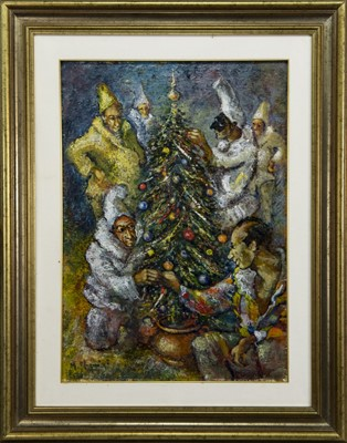 Lot 504 - NATALE 1993, AN OIL BY MARIANO MAGNINI