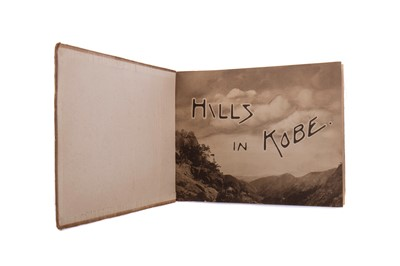 Lot 1849 - HILLS OF KOBE, BY T. TAKAGI
