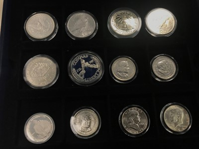 Lot 2 - A COLLECTION OF SILVER COINS