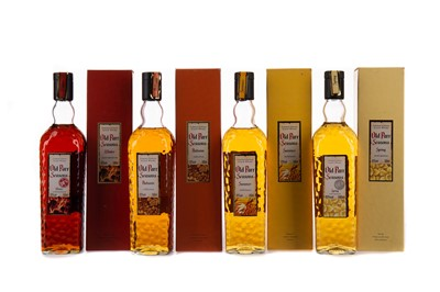 Lot 35 - FOUR SEASONS OF OLD PARR