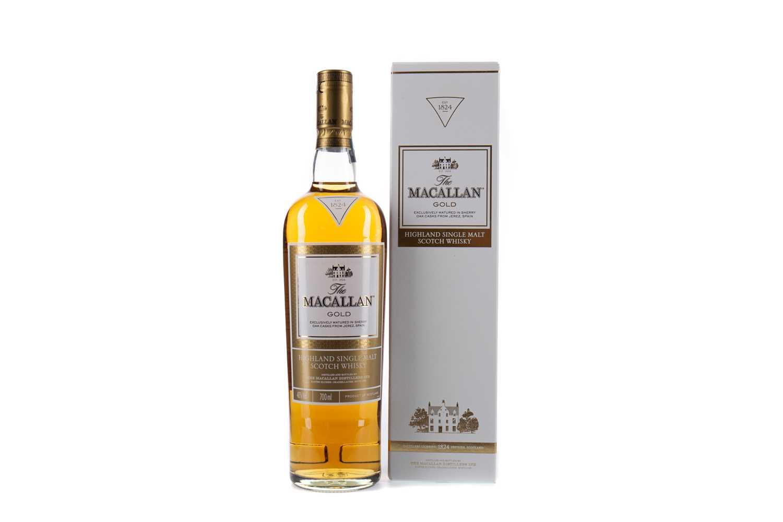 Lot 63 - MACALLAN GOLD