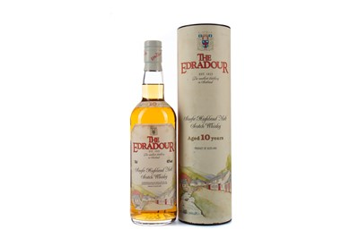 Lot 96 - EDRADOUR AGED 10 YEARS