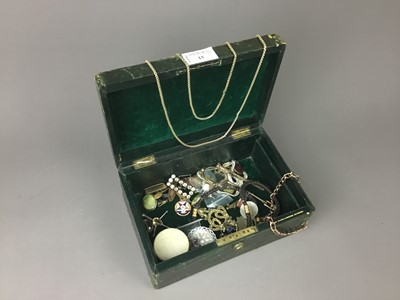 Lot A COLLECTION OF VICTORIAN AND LATER JEWELLERY