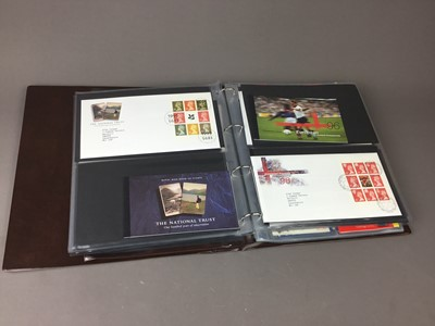 Lot 25 - A COLLECTION OF FIRST DAY COVERS