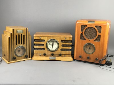 Lot A CLASSIC COLLECTORS EDITION RADIO AND TWO OTHERS