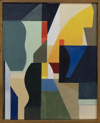 Lot 610 - PATHWAYS, AN OIL BY LIAM HENNESSY