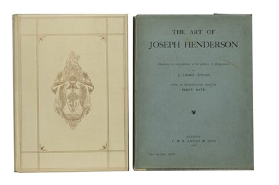 Lot 407 - THE ART OF JOSEPH HENDERSON AND GLASGOW MEN AND WOMEN