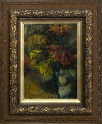 Lot 412 - AN UNTITLED OIL