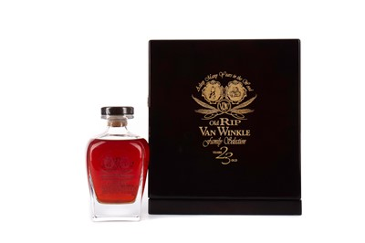 Lot 170 - OLD RIP VAN WINKLE 1986 FAMILY SELECTION 23 YEARS OLD