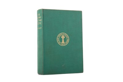 Lot 1754 - THE STORY OF THE CELTIC BY WILLIE MALEY