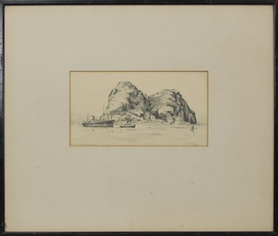 Lot 444 - SCOTTISH SCENES, THREE ETCHING BY WILFRED CRAWFORD APPLEBY