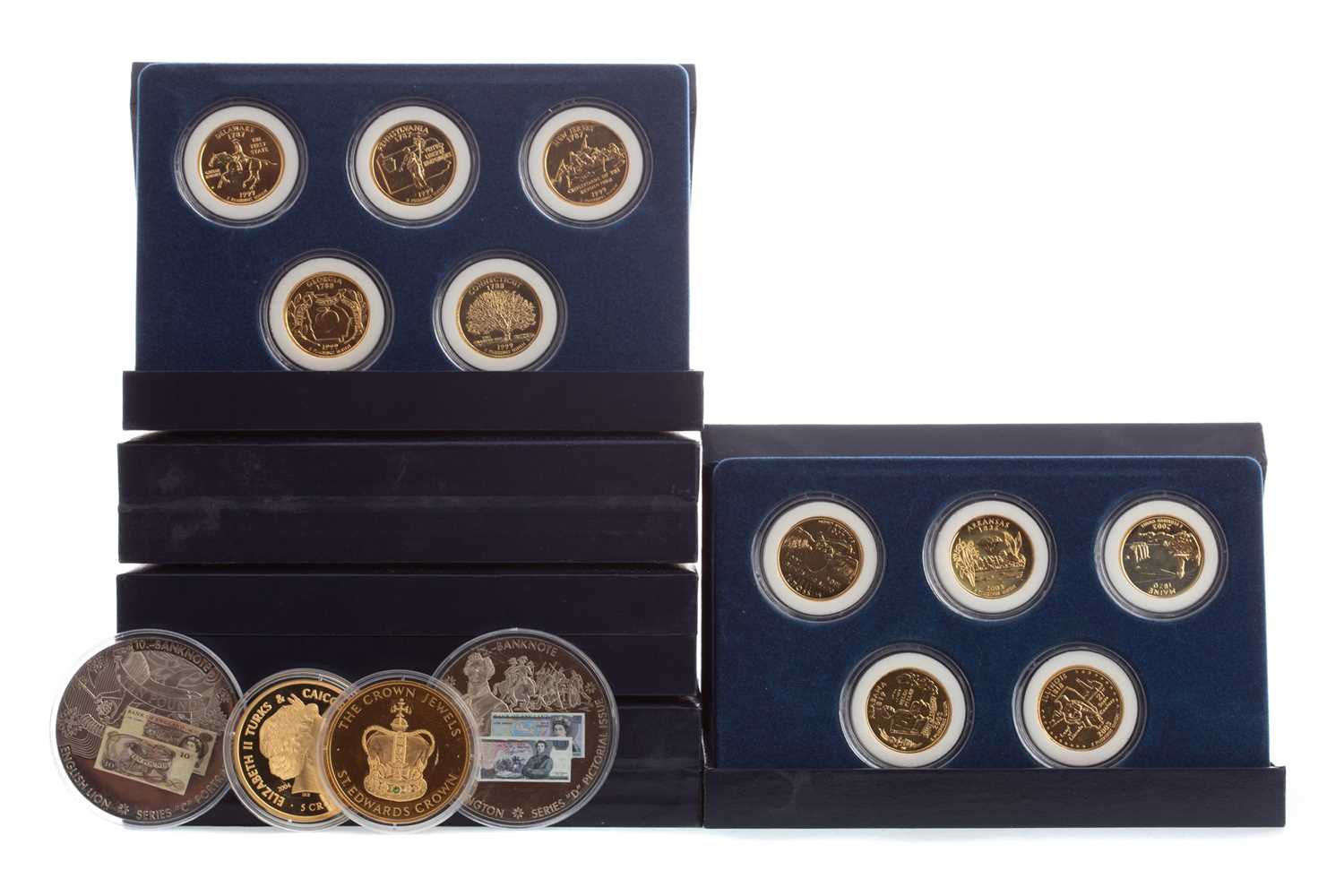 Lot 91 - A COLLECTION OF MAINLY BRITISH COINS