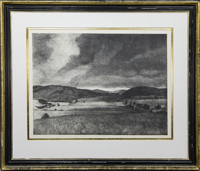 Lot 455 - YARROW VALLEY, A LIMITED EDITION PRINT
