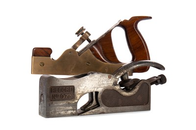 Lot 1122 - TWO HAND PLANES