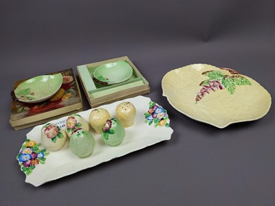 Lot 149 - A COLLECTION OF CARLTON WARE