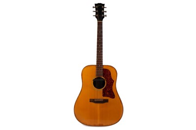 Lot 1169 - A GIBSON J 55 ACOUSTIC GUITAR