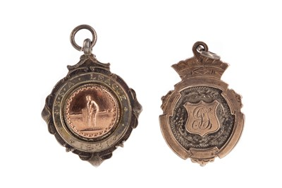 Lot 1758 - TWO EARLY 20TH CENTURY SPORTING MEDALS