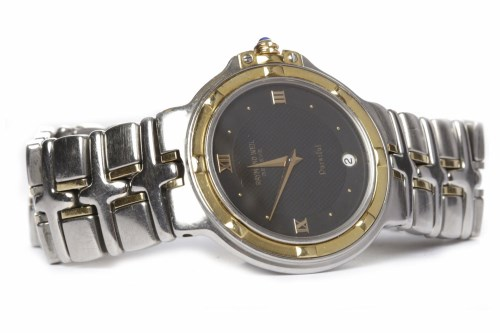 Lot 767-GENTLEMAN'S RAYMOND WEIL GENEVE PARSIFAL...