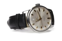 Lot 823-GENTLEMAN'S LONGINES CONQUEST AUTOMATIC STAINLESS ...