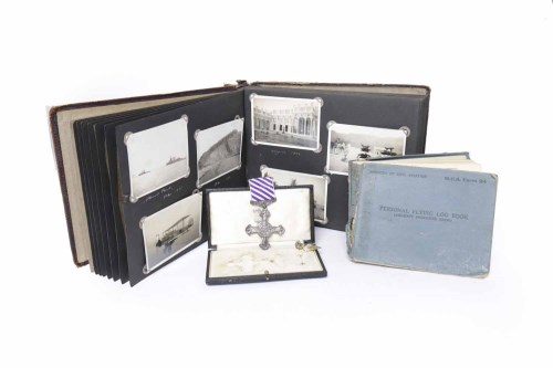 Lot 934-GEORGE VI WWII DISTINGUISHED FLYING CROSS (D.F.C) ...