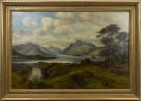 Lot 200-PETER S BUCHANAN (SCOTTISH 1860 - 1911), A VIEW,...