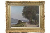 Lot 207-* GEORGE HOUSTON RSA RSW (SCOTTISH 1869 - 1947),...