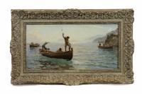 Lot 231-HAMILTON MACALLUM (SCOTTISH 1841 - 1896), PESCA...