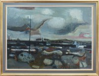Lot 189 - CONTEMPORARY SCHOOL, DUNDEE oil on board,...