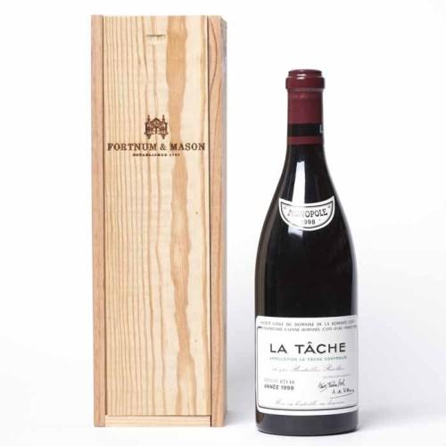 Lot 1416-LA TACHE MONOPOLE 1998 A.C. La Tache. Societe...