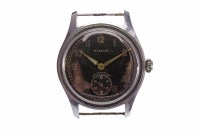 Lot 757-GENTLEMAN'S TIMOR MILITARY ISSUE STAINLESS STEEL...