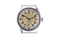Lot 759-GENTLEMAN'S TIMOR MILITARY ISSUE STAINLESS STEEL...