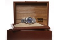 Lot 850 - GENTLEMAN'S ROLEX OYSTER PERPETUAL DATEJUST...