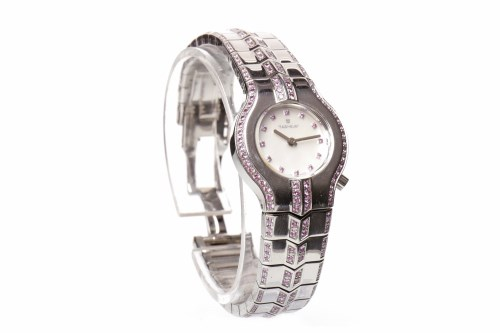 Lot 896 - LADY'S TAG HEUER ALTER EGO STAINLESS STEEL...