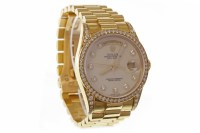 Lot 929 - GENTLEMAN'S ROLEX OYSTER PERPETUAL DAY -DATE...