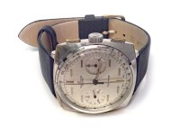 Lot 978 - GENTLEMAN'S BREITLING TOP TIME STAINLESS STEEL...