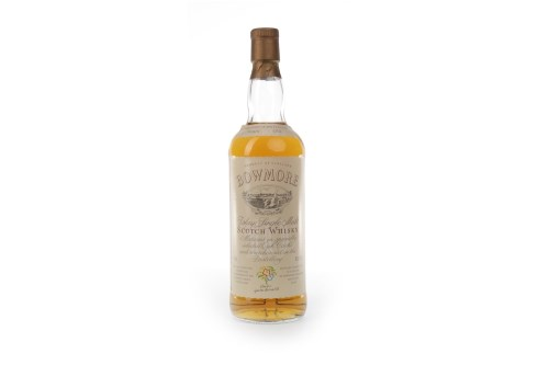 Lot 1007-BOWMORE GARDEN FESTIVAL 1988 AGED 10 YEARS...