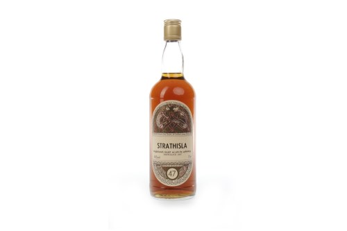 Lot 1019-STRATHISLA 1937 AGED 47 YEARS Active. Keith,...