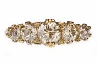 Lot 14-IMPRESSIVE VICTORIAN EIGHTEEN CARAT GOLD DIAMOND...