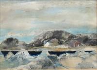 Lot 36-* GORDON HOPE WYLLIE RSW (SCOTTISH 1930 -...