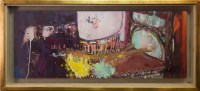 Lot 40-* NITA BEGG (SCOTTISH 1920 -1999), ABSTRACT...