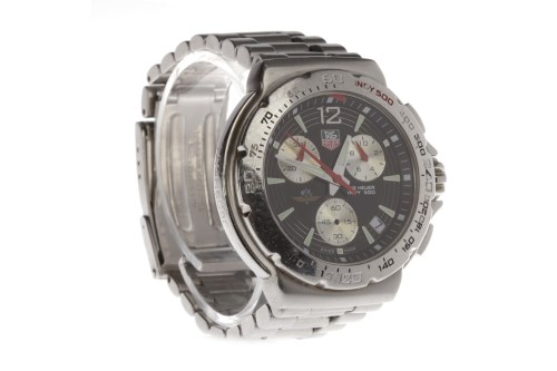 Lot 781 - GENTLEMAN'S TAG HEUER INDY 500 STAINLESS STEEL...