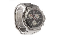 Lot 781-GENTLEMAN'S TAG HEUER INDY 500 STAINLESS STEEL...