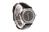 Lot 782-LADY'S BULGARI SOLOTEMPO STAINLESS STEEL QUARTZ...